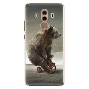 Plastové pouzdro iSaprio Bear 01 na mobil Huawei Mate 10 Pro