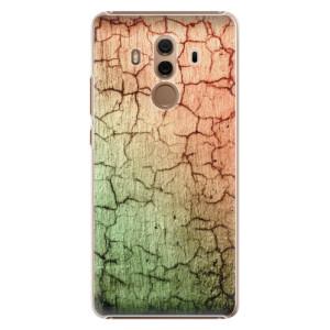Plastové pouzdro iSaprio Rozpraskaná Zeď 01 na mobil Huawei Mate 10 Pro