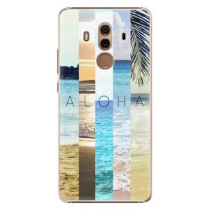 Plastové pouzdro iSaprio Aloha 02 na mobil Huawei Mate 10 Pro