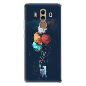 Plastové pouzdro iSaprio Balloons 02 na mobil Huawei Mate 10 Pro