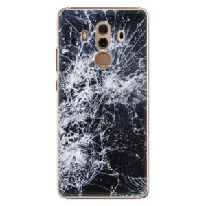 Plastové pouzdro iSaprio Praskliny na mobil Huawei Mate 10 Pro