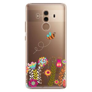 Plastové pouzdro iSaprio Bee 01 na mobil Huawei Mate 10 Pro
