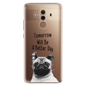 Plastové pouzdro iSaprio Better Day 01 na mobil Huawei Mate 10 Pro