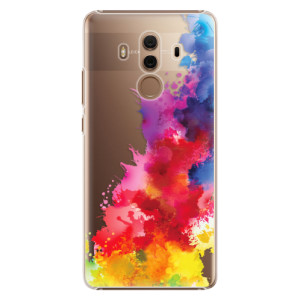 Plastové pouzdro iSaprio Color Splash 01 na mobil Huawei Mate 10 Pro