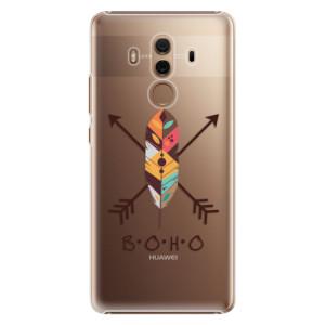 Plastové pouzdro iSaprio BOHO na mobil Huawei Mate 10 Pro