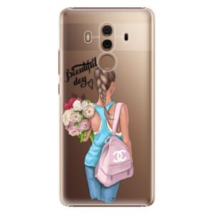 Plastové pouzdro iSaprio Beautiful Day na mobil Huawei Mate 10 Pro