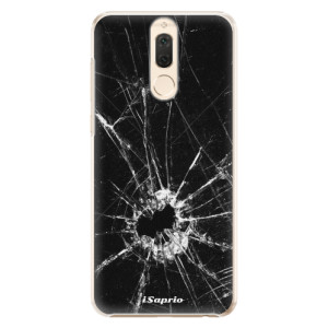 Plastové pouzdro iSaprio Broken Glass 10 na mobil Huawei Mate 10 Lite