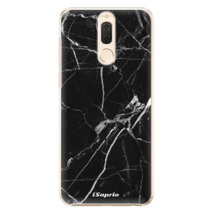 Plastové pouzdro iSaprio black Marble 18 na mobil Huawei Mate 10 Lite