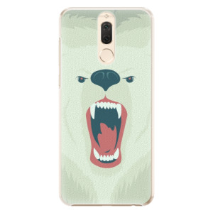 Plastové pouzdro iSaprio Angry Bear na mobil Huawei Mate 10 Lite