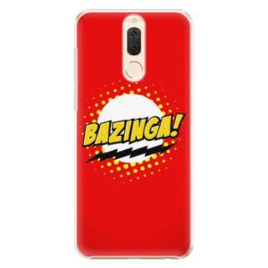 Plastové pouzdro iSaprio Bazinga 01 na mobil Huawei Mate 10 Lite