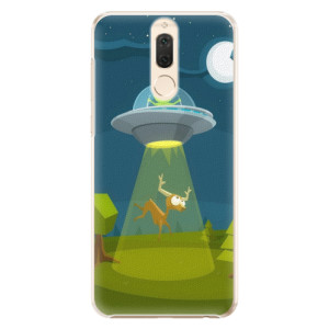 Plastové pouzdro iSaprio Alien 01 na mobil Huawei Mate 10 Lite