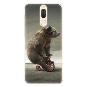 Plastové pouzdro iSaprio Bear 01 na mobil Huawei Mate 10 Lite