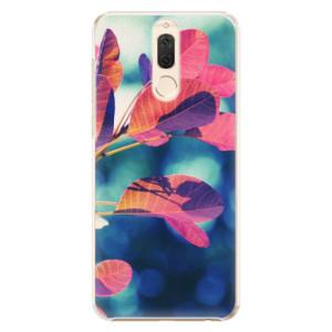 Plastové pouzdro iSaprio Autumn 01 na mobil Huawei Mate 10 Lite