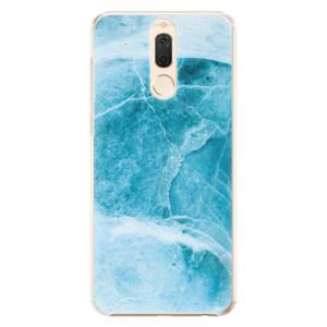 Plastové pouzdro iSaprio Blue Marble na mobil Huawei Mate 10 Lite