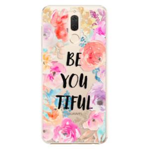 Plastové pouzdro iSaprio BeYouTiful na mobil Huawei Mate 10 Lite