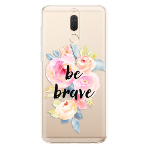 Plastové pouzdro iSaprio Be Brave na mobil Huawei Mate 10 Lite