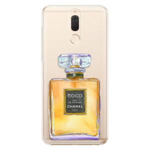 Plastové pouzdro iSaprio Chanel Gold na mobil Huawei Mate 10 Lite