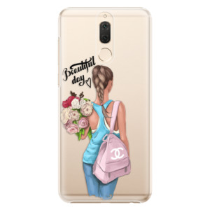 Plastové pouzdro iSaprio Beautiful Day na mobil Huawei Mate 10 Lite