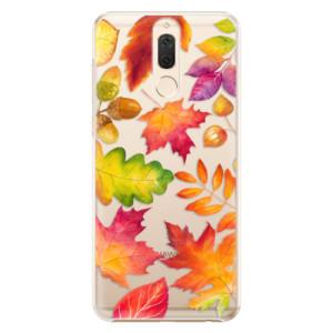 Plastové pouzdro iSaprio Autumn Leaves 01 na mobil Huawei Mate 10 Lite