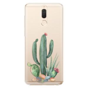 Plastové pouzdro iSaprio Kaktusy 02 na mobil Huawei Mate 10 Lite