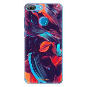 Plastové pouzdro iSaprio Barevný mramor 19 na mobil Honor 9 Lite