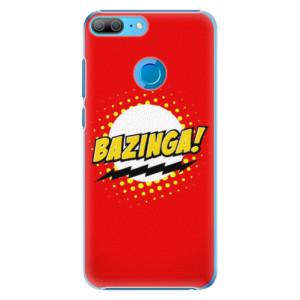 Plastové pouzdro iSaprio Bazinga 01 na mobil Honor 9 Lite