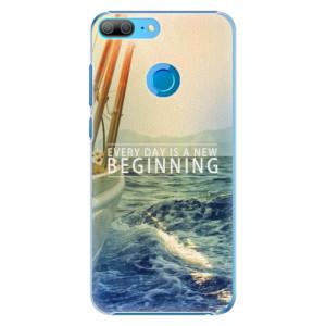 Plastové pouzdro iSaprio Beginning na mobil Honor 9 Lite