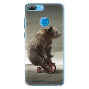 Plastové pouzdro iSaprio Medvěd 01 na mobil Honor 9 Lite
