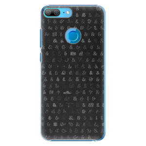 Plastové pouzdro iSaprio Ampersand 01 na mobil Honor 9 Lite