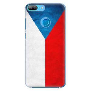 Plastové pouzdro iSaprio Česká Vlajka na mobil Honor 9 Lite