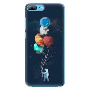 Plastové pouzdro iSaprio Balónky 02 na mobil Honor 9 Lite