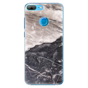 Plastové pouzdro iSaprio BW Mramor na mobil Honor 9 Lite
