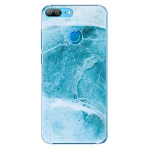 Plastové pouzdro iSaprio Blue Marble na mobil Honor 9 Lite