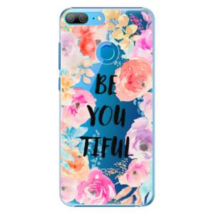 Plastové pouzdro iSaprio BeYouTiful na mobil Honor 9 Lite