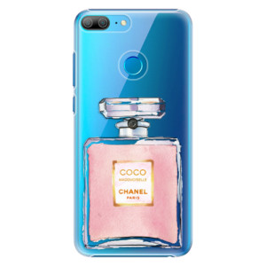 Plastové pouzdro iSaprio Chanel Rose na mobil Honor 9 Lite