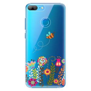 Plastové pouzdro iSaprio Včelka Pája 01 na mobil Honor 9 Lite