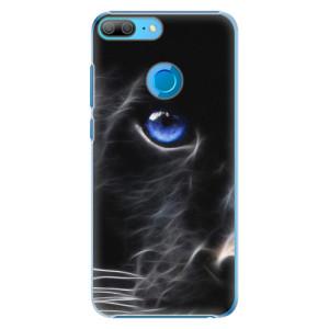 Plastové pouzdro iSaprio Black Puma na mobil Honor 9 Lite