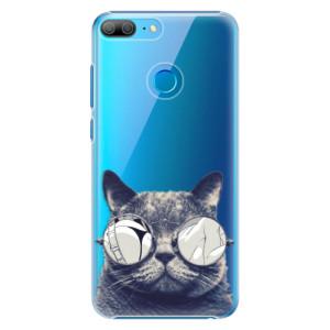 Plastové pouzdro iSaprio Šílená Číča 01 na mobil Honor 9 Lite