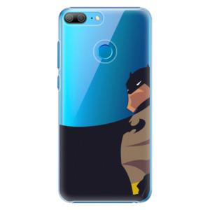 Plastové pouzdro iSaprio BaT Komiks na mobil Honor 9 Lite