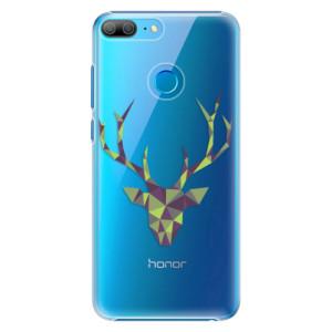 Plastové pouzdro iSaprio Zelený Jelínek na mobil Honor 9 Lite