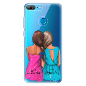 Plastové pouzdro iSaprio Best Friends na mobil Honor 9 Lite