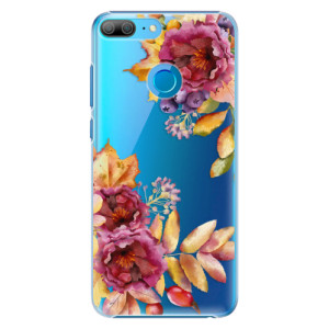 Plastové pouzdro iSaprio Podzimní Květiny na mobil Honor 9 Lite