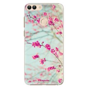 Plastové pouzdro iSaprio Blossom 01 na mobil Huawei P Smart