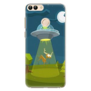 Plastové pouzdro iSaprio Ufouni 01 na mobil Huawei P Smart