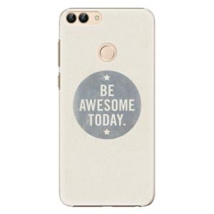 Plastové pouzdro iSaprio Awesome 02 na mobil Huawei P Smart