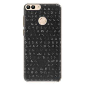 Plastové pouzdro iSaprio Ampersand 01 na mobil Huawei P Smart