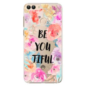 Plastové pouzdro iSaprio BeYouTiful na mobil Huawei P Smart