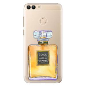 Plastové pouzdro iSaprio Chanel Gold na mobil Huawei P Smart