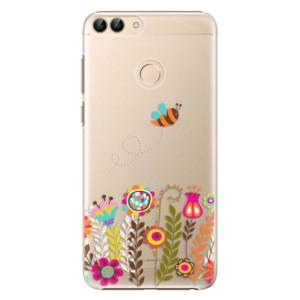 Plastové pouzdro iSaprio Včelka Pája 01 na mobil Huawei P Smart