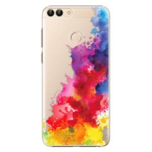Plastové pouzdro iSaprio Color Splash 01 na mobil Huawei P Smart